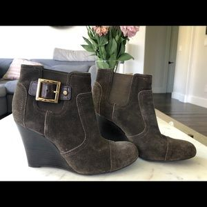 Tory Burch ankle boots. Gently used